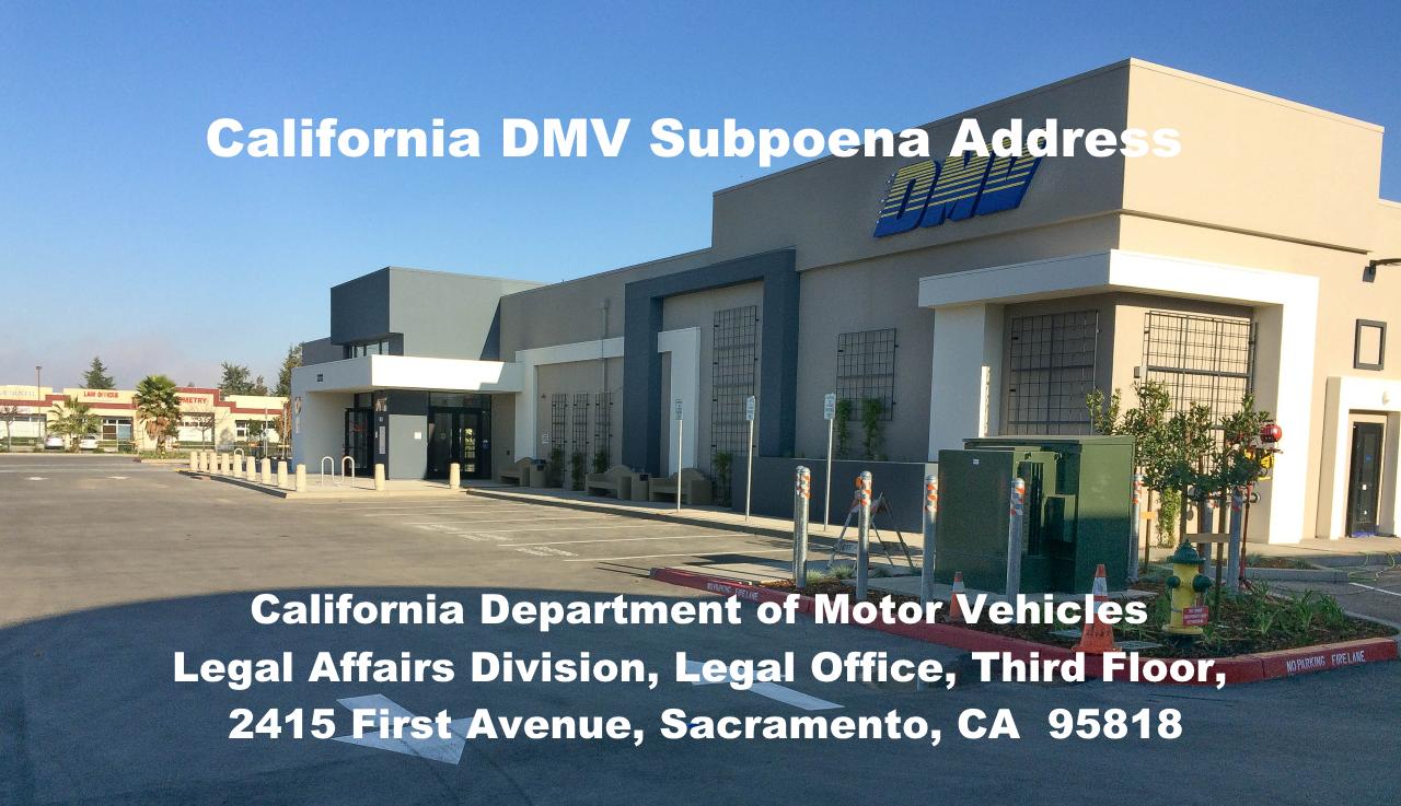 Department of motor vehicles sacramento ca for Sacramento department of motor vehicles